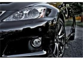 Lexus IsF 2008