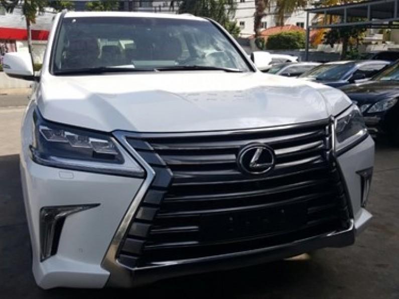 Lexus LX 570 2017
