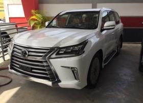 Lexus LX 570 Sport Pluz 2017