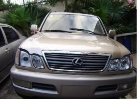 Lexus Lx 470 2000 super carros vehiculos s