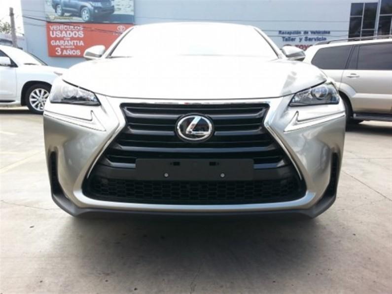 Lexus NX200T 2017