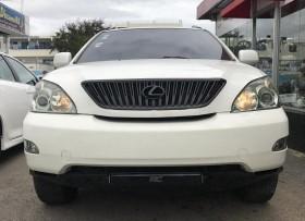 Lexus RX 330 blanco perla