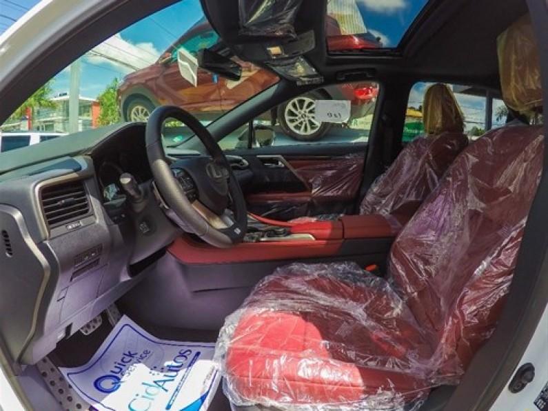 Lexus RX 350 F Sport 2017