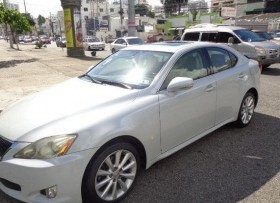 Lexus is250 nitido 09