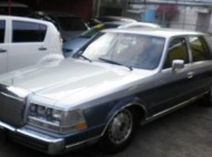 Lincoln LS  1985