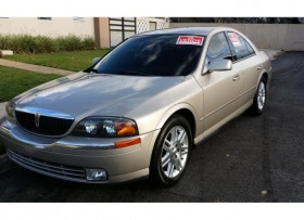 Lincoln LS 2002 8cyld