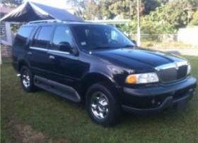 Lincoln Navigator se cambia por jeep