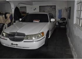 Lincoln toun car 2500