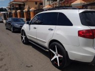 Lujosa y confortable acura mdx full