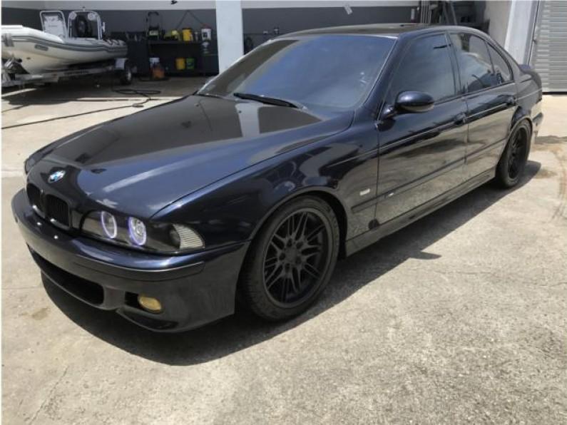 M5 2003 BlackCaramel