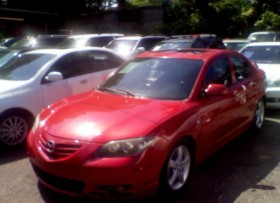 MAZDA 3 2005-2006 VARIEDAD