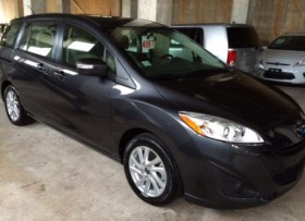 MAZDA 5 2014 GARANTIA 2K MILLAS FAMILIAR NEWW