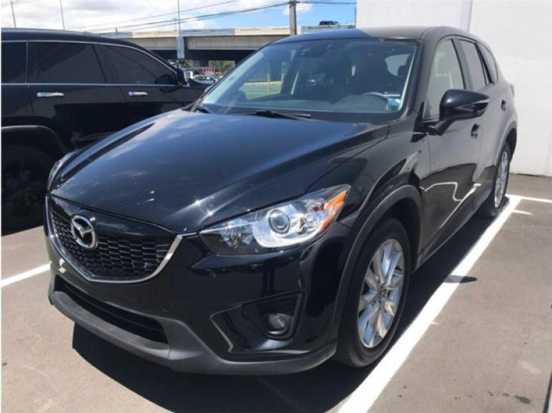 MAZDA CX5 GRAND TOURING 2015 COMO NUEVA