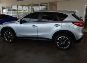 MAZDA CX5 GRAND TOURING 2016 PRE-OWNED