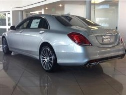 MBenz 2014S 550