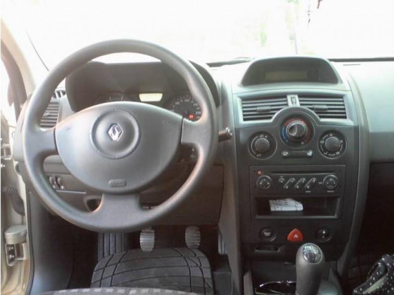 MEGANE COMFORT 2008 EXCELENTE AUTO