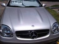 MERCEDES BENZ SLK 230 DECAPOTABLE CONVERTIBLE
