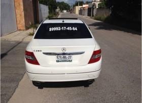 MERCEDES BENZ C 280 ELEGANCE A 220000
