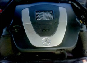 MERCEDES BENZ IMPECABLE 2006