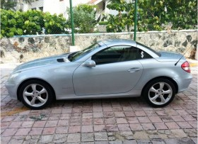 MERCEDES SLK 200CONVERTIBLE IMPECABLE PARA CONOCEDORES
