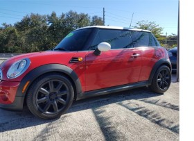MINI COOPER 2013 PANORAMIC ROOF