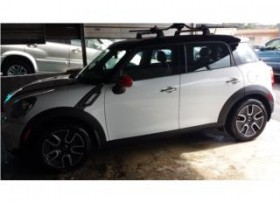 MINI COOPER CLUBMAN JOHN WORKS 201213 K