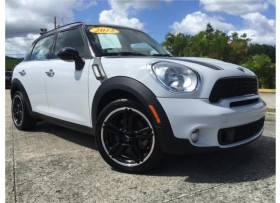 MINI COOPER COUNTRY MAN S TURBO GPS EQUIPADA