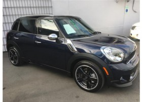 MINI COOPER COUNTRY MAN TYPE S 2011