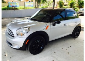 MINI COOPER COUNTRYMAN -2013