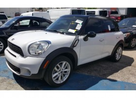 MINI COOPER COUNTRYMAN S 2012 WTED