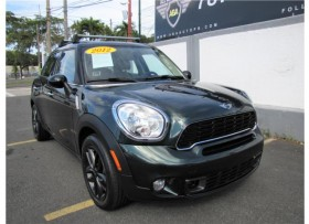 MINI COOPER COUNTRYMAN S 2012