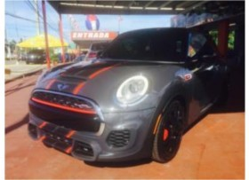 MINI COOPER JOHN COOPER WORKS Thundergray