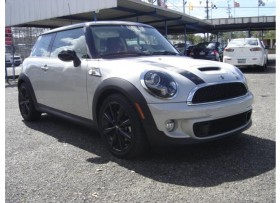 MINI COOPER S TURBO 2013