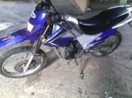 MOTO TIPO ENDURO X1000 GY 200