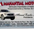 Manantial Motors