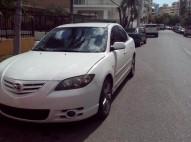Mazda 3 2005 S blanco