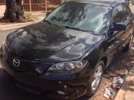Mazda 3 2005 negro