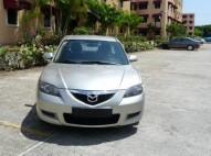Mazda 3 2007 en excelentes condiciones