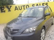 Mazda 3 Station Wagon 2009