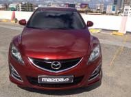 Mazda 6 2011 Pintura de fabrica