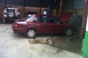 Mazda Protege 1992