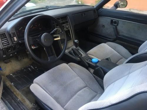 Mazda RX7 1985