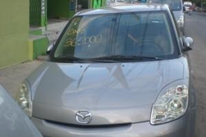 Mazda Verisa  2006