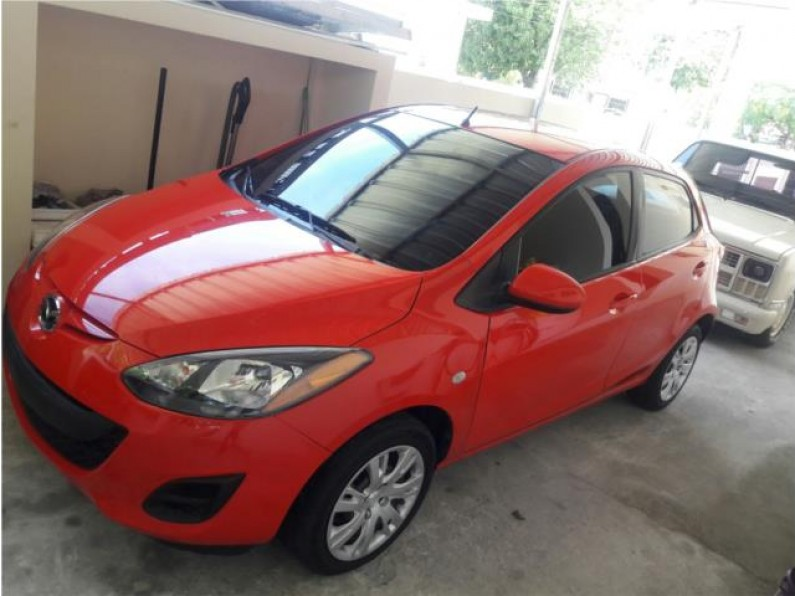 Mazda 2 aut 2013 7995