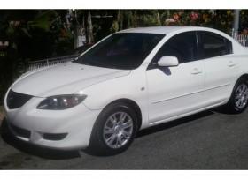 Mazda 3 2006 blanco