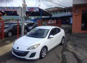 Mazda 3 2010 STD