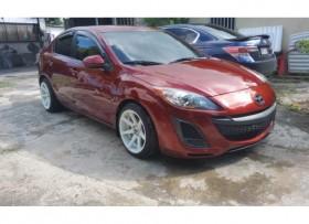 Mazda 3 2011 Ganga