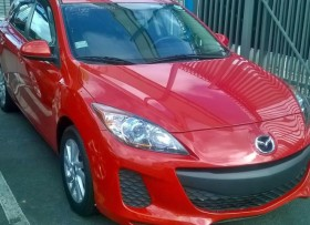 Mazda 3 2013 5Ptas 13995