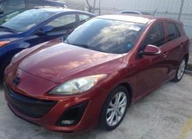 Mazda 3 SP5 aut 2010