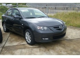 Mazda 3 año 2007 5500